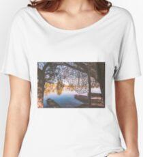 Empty Fish Net Women's Relaxed Fit T-Shirt