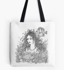 Marine Beauty Tote Bag