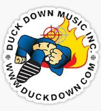 Duck Down Records Sticker