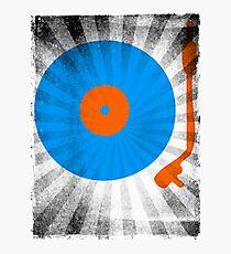 Vinyl Record Pop T-Shirt 2 Photographic Print
