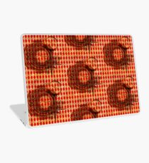 Steampunk Red Harlequin Laptop Skin