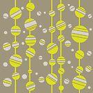 yellow circles von joannazoelzer