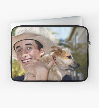 Mike and Dixie Laptop Sleeve