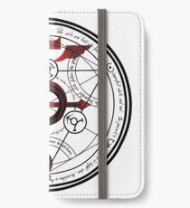 FMA Circle iPhone Wallet/Case/Skin