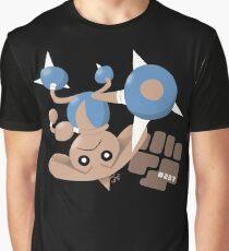 Hitmontop #237 Graphic T-Shirt