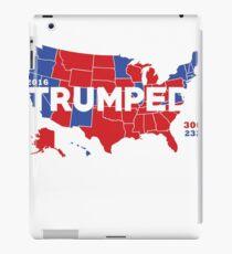 Vinilo o funda para iPad TRUMPED 2016