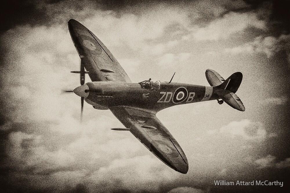 Supermarine Spitfire by PhotoWorks
