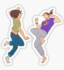 Dancing Grumps 2 Sticker