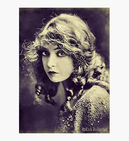 Lillian Gish Photographic Print