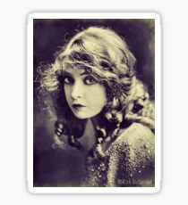 Lillian Gish Sticker