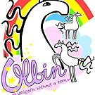 Olbin: Unicorn Without A Horn by lauriepink