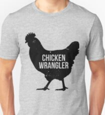 Chicken Wrangler T-Shirt
