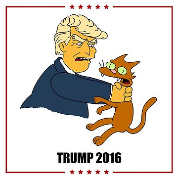 Trump 2016 - Grabbing the pussy by burghfieldfripp