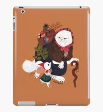 The Witch's Apprentice iPad Case/Skin