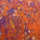 Colours of Rust by Marilyn Harris