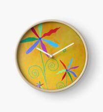 Stronger Together Clock