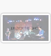 Jukebox the Ghost Live Sticker
