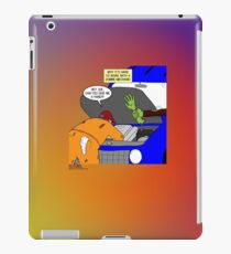 Zombie Mechanic iPad Case/Skin