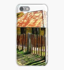 Beyers Cottage - Hill End iPhone Case/Skin
