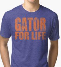 Gator for Life Tri-blend T-Shirt