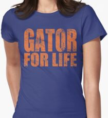 Gator for Life Women's Fitted T-Shirt