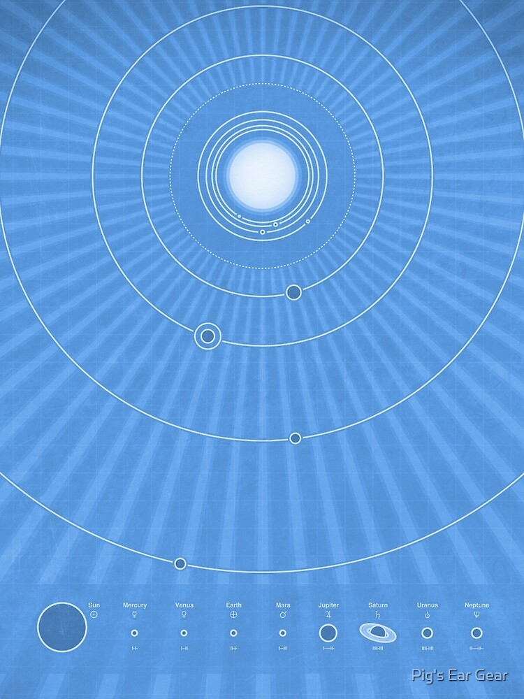 Solar System Cool - portrait by adorman