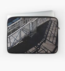 Shadows And Patterns Laptop Sleeve