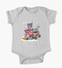 muscle power 4 Kids Clothes