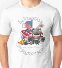 muscle power 4 T-Shirt