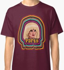 Katya Zamolodchikova - Party Classic T-Shirt