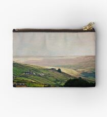 Over The hills and Far Away Studio Pouch