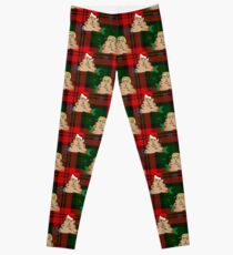 christmas dump trump Leggings