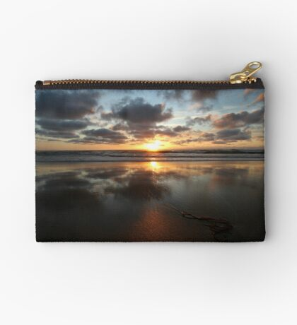 Sunset and Seaweed Studio Pouch