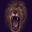 Roar of Rage by Lou Patrick Mackay