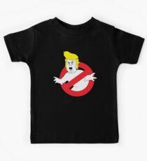 Trump Not My President - Ghostbusters Kids Tee