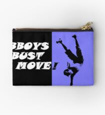bboys - bust a move! Studio Pouch