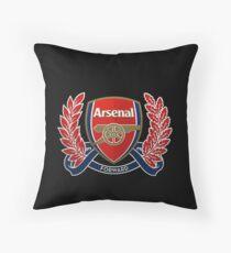 Arsenal Forward Throw Pillow