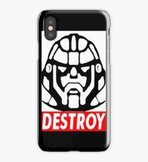 Destroy - Sentinel  iPhone Case