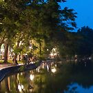 Hoan Kiem Lake by Mark Prior