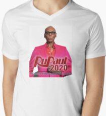 Rupaul for President! 2020! Mens V-Neck T-Shirt