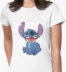 Stich Tailliertes T-Shirt für Frauen