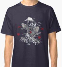 Japanese Koi Graphic Design Classic T-Shirt