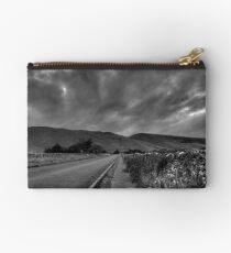 Stormy Dusk - The Peak District - United Kingdom Studio Pouch