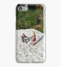 Proposal on the Lawn iPhone Case/Skin