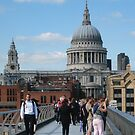 Millennium Bridge by Mark Prior