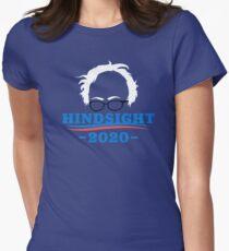 Bernie Sanders - Hindsight 2020 Women's Fitted T-Shirt