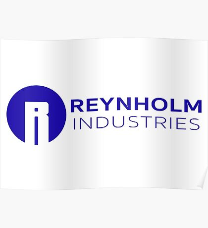 Reynholm Industries - The IT Crowd Poster