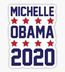 Michelle Obama 2020 Sticker