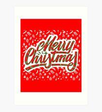 Best Christmas Gift- Merry Christmas Art Print