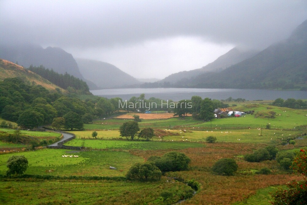 The Beauty of Wales by Marilyn Harris